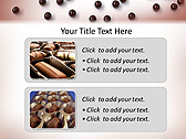 Chocolate Dйcor Animated PowerPoint Template - Slide 9