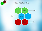 Puzzle Parts Animated PowerPoint Template - Slide 12