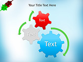 Puzzle Parts Animated PowerPoint Template - Slide 16