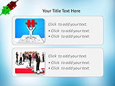 Puzzle Parts Animated PowerPoint Template - Slide 9