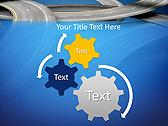 Road In Metropolis Animated PowerPoint Template - Slide 16