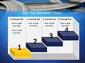 Road In Metropolis Animated PowerPoint Template - Slide 7