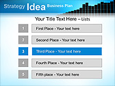 Successful Strategy Animated PowerPoint Template - Slide 2