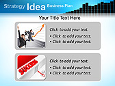 Successful Strategy Animated PowerPoint Template - Slide 9