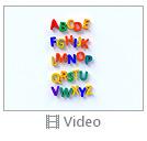 Alphabet Letters Videos