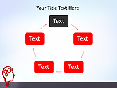 Brain Mechanism Animated PowerPoint Template - Slide 13