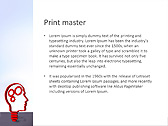 Brain Mechanism Animated PowerPoint Template - Slide 35