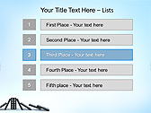 Domino Game Animated PowerPoint Template - Slide 2