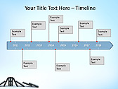 Domino Game Animated PowerPoint Template - Slide 6