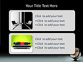 Modern Armchair Animated PowerPoint Template - Slide 9