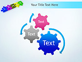 Learn Puzzle Animated PowerPoint Template - Slide 16
