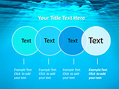 Light Under Water Animated PowerPoint Template - Slide 10