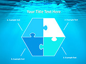 Light Under Water Animated PowerPoint Template - Slide 11