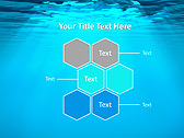 Light Under Water Animated PowerPoint Template - Slide 12
