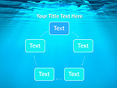 Light Under Water Animated PowerPoint Template - Slide 13