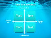 Light Under Water Animated PowerPoint Template - Slide 15