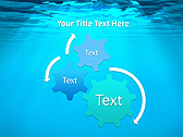 Light Under Water Animated PowerPoint Template - Slide 16