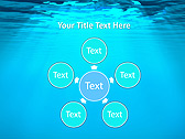 Light Under Water Animated PowerPoint Template - Slide 21