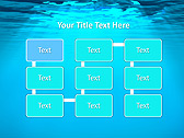 Light Under Water Animated PowerPoint Template - Slide 26
