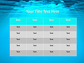 Light Under Water Animated PowerPoint Template - Slide 32