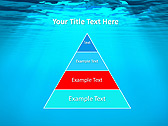 Light Under Water Animated PowerPoint Template - Slide 4