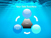 Light Under Water Animated PowerPoint Template - Slide 5