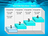 Light Under Water Animated PowerPoint Template - Slide 7