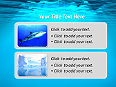 Light Under Water Animated PowerPoint Template - Slide 9