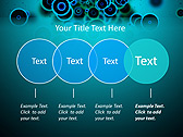 Circles Abstraction Animated PowerPoint Template - Slide 10
