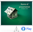 Real Estate Investment Animated PowerPoint Template