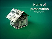 Real Estate Investment Animated PowerPoint Template - Slide 1