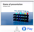 Laboratory Analysis Animated PowerPoint Template