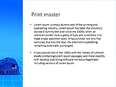 House Model Animated PowerPoint Template - Slide 35