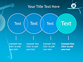 Atom Animated PowerPoint Template - Slide 10