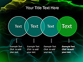 Green Atlas Effect Animated PowerPoint Template - Slide 10