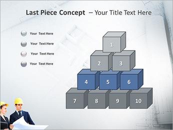 Construtores Colegas Modelos de apresentações PowerPoint - Slide 11