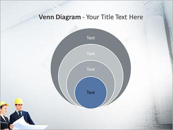 Construtores Colegas Modelos de apresentações PowerPoint - Slide 14