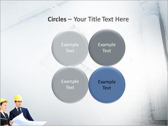 Construtores Colegas Modelos de apresentações PowerPoint - Slide 18