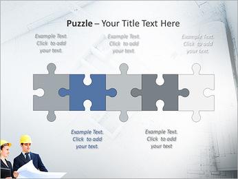 Construtores Colegas Modelos de apresentações PowerPoint - Slide 21