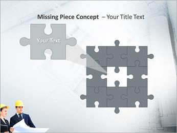 Construtores Colegas Modelos de apresentações PowerPoint - Slide 25