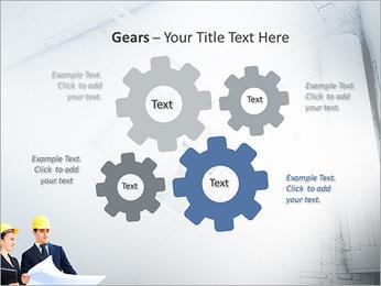 Construtores Colegas Modelos de apresentações PowerPoint - Slide 27
