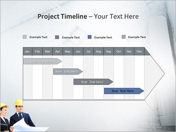 Construtores Colegas Modelos de apresentações PowerPoint - Slide 5