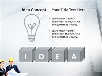 Construtores Colegas Modelos de apresentações PowerPoint - Slide 60