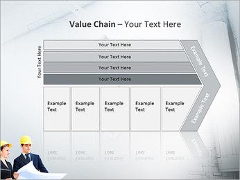 Construtores Colegas Modelos de apresentações PowerPoint - Slide 7