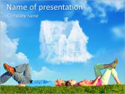 Dream House PowerPoint Templates