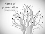 Технологическая схема Шаблоны презентаций PowerPoint