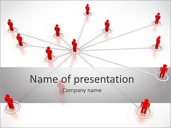 Gestión CompanyA € ™ s Plantillas de Presentaciones PowerPoint