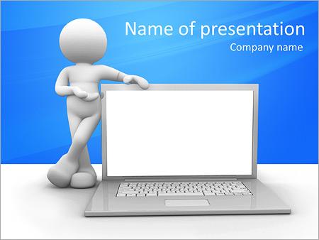 Webinar PowerPoint Template, Backgrounds & Google Slides - ID ...