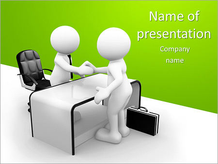client powerpoint template