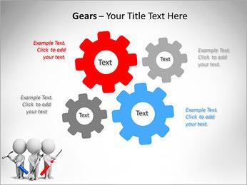 Team Of Mechanics PowerPoint Template - Slide 27